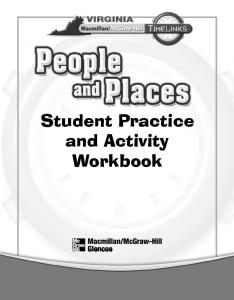 Student Practice and Activity Workbook - Macmillan/McGraw-Hill