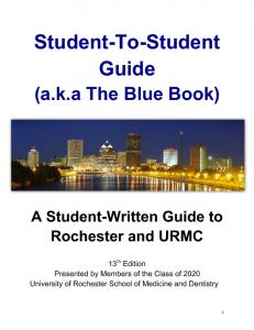 Student to Student Guide