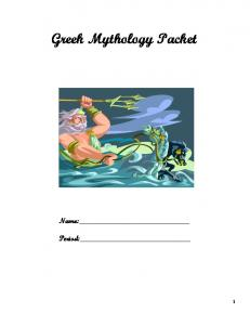 Mythology Study Guide from LitCharts   The creators of ...
