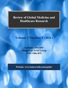 Study of Drug Utilization Pattern and Cost of Therapy in Patients ...