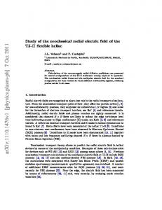 Study of the neoclassical radial electric field of the TJ-II flexible heliac