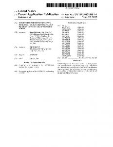 substituted pyridine derivatives, pharmaceutical