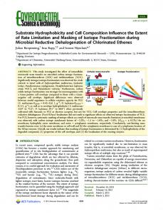 Substrate Hydrophobicity and Cell Composition Influence the Extent of ...