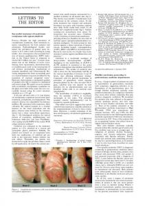 Successful treatment of recalcitrant condyloma with topical cidofovir.