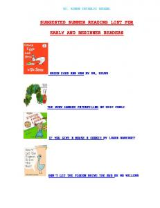Suggested Summer reading list for.pdf