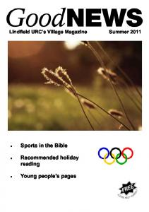 Summer 2011 - Lindfield United Reformed Church