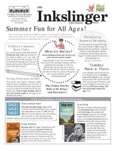 Summer 2013 - The King's English Bookshop