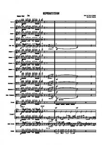 SUPERSTITION - orchestral score production