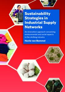 Sustainability Strategies in Industrial Supply Networks
