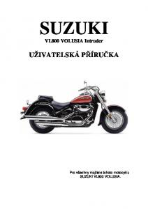 SUZUKI VL800 VOLUSIA Intruder - K1400.cz