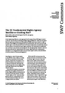 SWP Comments 2007/C 05, March 2007, 8 pages - Stiftung ...