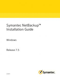 TBMR for Windows - Installation and Licencing Guide - Cristie
