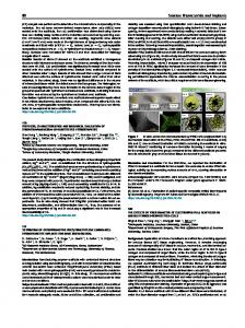 Synthesis, characterization and biological evaluation