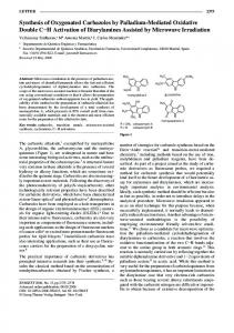 Synthesis of Oxygenated Carbazoles by Palladium