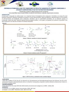 synthesis of pyrrolidin-3-one type compounds via reductive amination