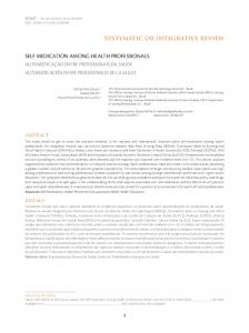 Systematic or integrative review