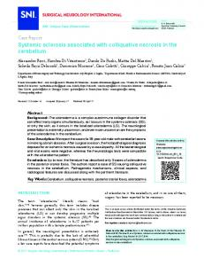 Systemic sclerosis associated with colliquative ... - Semantic Scholar