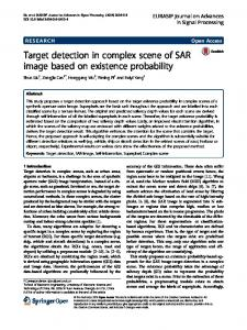Ebony on the scene target and ulta make room for curly girls target detection in complex scene of sar image semantic scholar fandeluxe Image collections