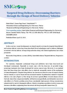 Targeted Drug Delivery - eBooks