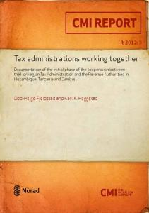 Tax administrations working together
