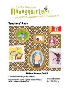 Teachers' Pack - National Museum Wales