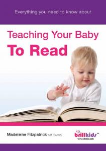 Teaching Your Baby To Read - BrillKids