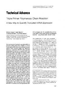 Technical Advance - Europe PMC