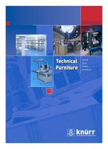 Technical Furniture Catalogue