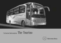 Technical Information The Tourino