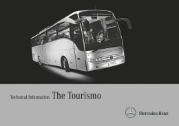 Technical Information The Tourismo
