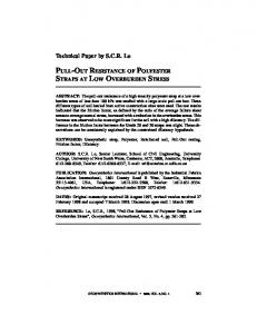 Technical Paper by SCR Lo