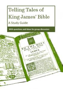 Telling Tales of King James' Bible - University of Sheffield