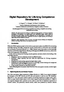 TENC_Digital_ Repository.pdf - DSpace Open Universiteit
