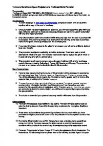 Terms and Conditions : Epson Projectors and The Hobbit Movie ...