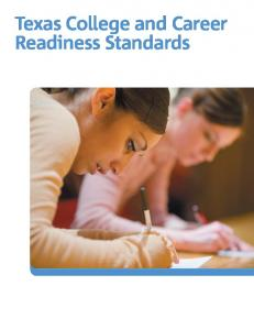 Texas College and Career Readiness Standards (CCRS)