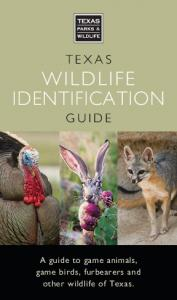 Texas Wildlife Identification Guide: A Guide to Game Animals, Game ...