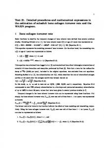 Text S1. Detailed procedures and mathematical expressions in ... - PLOS