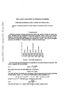 The 2-adic valuations of Stirling numbers