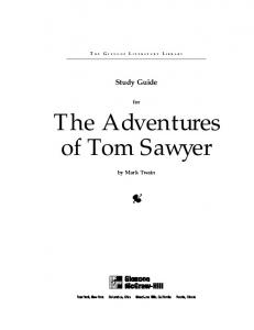 descriptive essay about tom sawyer Suggested essay topics and project ideas for the adventures of tom sawyer part of a detailed lesson plan by bookragscom.