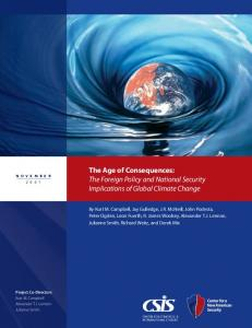 The Age of Consequences: The Foreign Policy and National Security ...
