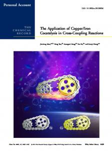 The Application of Copper/Iron Cocatalysis in Cross‐Coupling Reactions