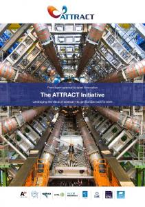 The ATTRACT Initiative