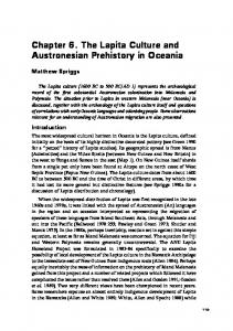 The Austronesians: Historical and Comparative ... - CiteSeerX