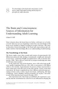 The Brain and Consciousness: Sources of ... - Wiley Online Library