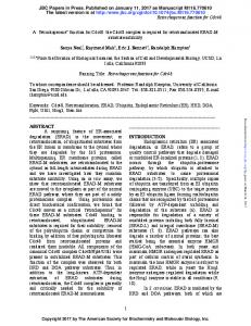 the Cdc48 Complex is Required for Retrotranslocated ...