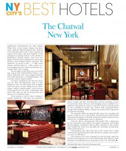 The Chatwal New York