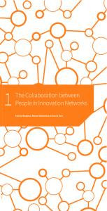 The Collaboration between People in Innovation