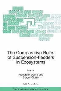 The Comparative Roles of Suspension-Feeders in ...