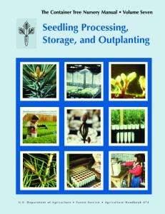 The Container Tree Nursery Manual