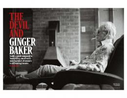 The Devil and Ginger Baker - Beware of Mr. Baker
